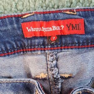 YMI Jeans - YMI wanna betta butt ripped skinny jeans!